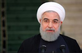 تسلیت روحانی در پی حادثه سقوط هواپیمای مسافربری در اندونزی