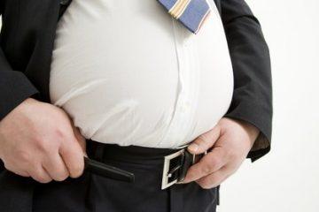 چگونه شکم خود را محو کنیم ؟