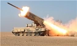 شلیک چند فروند موشک سوری به سمت اسرائیل