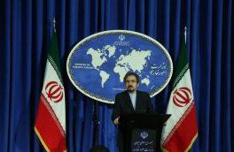 سیاست ایران افزایش تنش در منطقه نیست