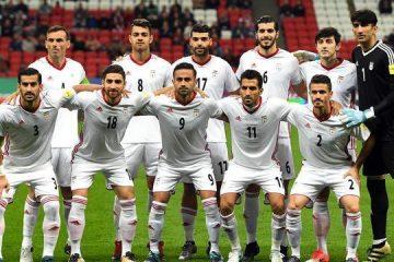عکس لو رفته از طرح پیراهن اول تیم ملی برای جام جهانی ۲۰۱۸ + عکس