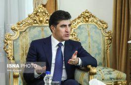 رایزنی ضد ایرانی وزیر انرژی آمریکا با مسرور بارزانی