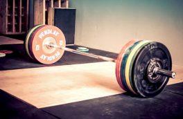 اولین تیم ملی وزنهبرداری زنان ایران