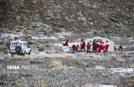 عملیات جستجوی جانباختگان سقوط هواپیما همچنان متوقف است
