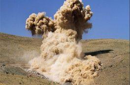 انفجار مرگبار در استان کردستان