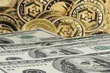 نرخ ارز و سکه در بازار آزاد