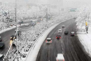 تصویری خیر کننده از سرمای شدید روسیه