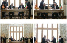 امضای دو یادداشت همکاری میان تهران و مادرید