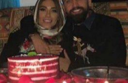 جدیدترین عکس محسن افشانی و همسرش این بار صورتی واضح