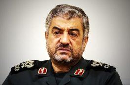 پیام تبریک فرمانده کل سپاه به آیت الله لاریجانی