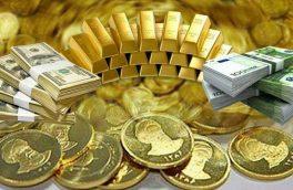 آخرین قیمت ارز و طلا در بازار / جدول