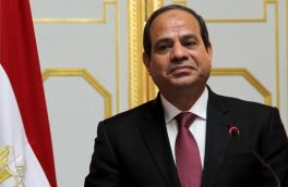 السیسی بار دیگر رئیسجمهور مصر شد