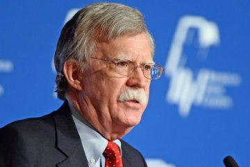 تهدید تازه جان بولتون علیه ایران