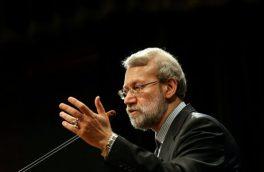 لاریجانی : هراسی از دشمن نداریم