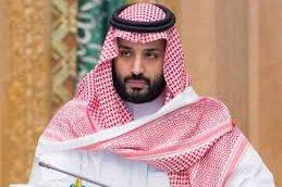 انتشار عکس های ولیعهد عربستان بعد از شایعه مرگش