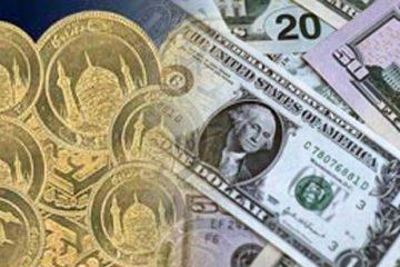 آخرین قیمت سکه ،طلا و دلار در بازار آزاد