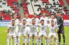 حمایت باشگاه رم ایتالیا از تیم ملی ایران در جام جهانی + عکس