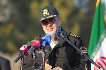 واکنش فرمانده ناجا به ویدئوی زیر گرفتن ماموران پلیس