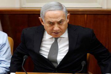 حمله دوباره نتانیاهو به ایران در مرز با لبنان