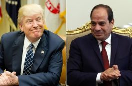 گفتوگوی ترامپ و السیسی درباره ایران