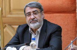 درخواست وزیر کشور از صدا و سیما در جهت اطلاع رسانی منصفانه