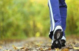 چگونه با پیادهروی وزن کم کنیم?