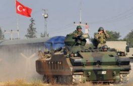 اعزام نیروهای ویژه ترکیه به سوریه
