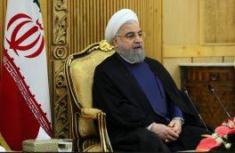 روحانی به ایران باز گشت