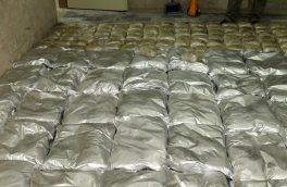 انهدام سه باند قاچاق موادمخدر