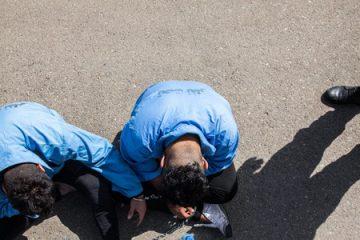 بازداشت کلاهبرداران میلیاردی در اصفهان