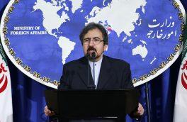 بهرام قاسمی: از بیانیه اتحادیه آفریقا در رابطه با تحولات سوریه استقبال می کنیم