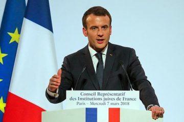 مکرون از چهار راهبرد فرانسه در قبال ایران رونمایی کرد