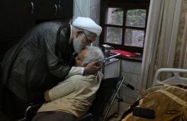 دادستان کل کشور از جانبازان آسایشگاه ثارالله عیادت کرد