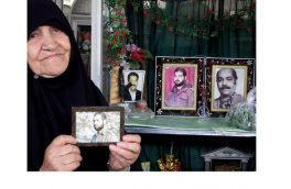 یادگاری صدام به یک رزمنده ایرانی