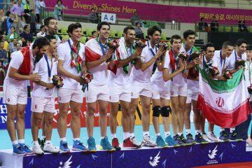 کرمانشاه جواز  رقابت های والیبال کشوری را کسب کرد