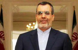 دستیار ارشد ظریف با اسد دیدار کرد