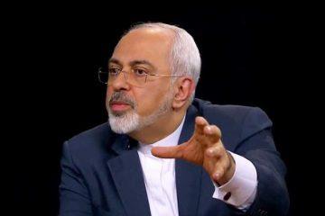 انتقاد توئیتری ظریف از بستن حساب کاربران ایرانی