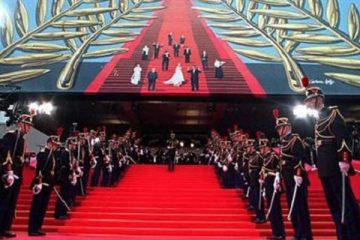 حرکت اعتراضی بازیگران زن روی فرش قرمز +عکس