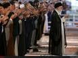 نماز عید سعید فطر به امامت رهبر انقلاب اقامه شد