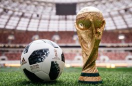 بیلبورد عجیب شهرداری برای جام جهانی+ عکس
