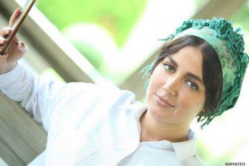 افسانه پاکرو با حجابی متفاوت/ تصویر