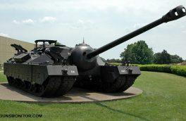 تانک عظیم آمریکایی/ تصویر