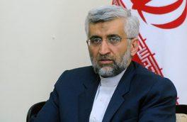 گزارش تصویری از حضور سعید جلیلی در دانشگاه تهران