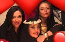 جشن تولد«لیلا اوتادی» + عکس