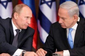 نتانیاهو چه پیشنهادی به پوتین داد؟