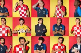 کرواسی – فرانسه جدالی برای یک جام جهانی