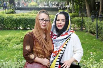 عکسی تازه از خانواده شریفی نیا و یادداشت احساسی ملیکا