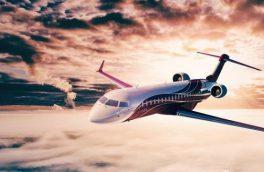 کابین لاکچری یک هواپیمای خارجی+ عکس