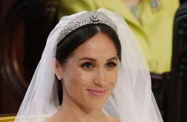 راز زیبایی پوست عروس خاندان سلطنتی+ عکس