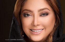 تغییر چهره آشکار خانم بازیگری که آرایشگر شد!+عکس